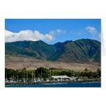 Lahaina, Maui Tarjeta De Felicitación