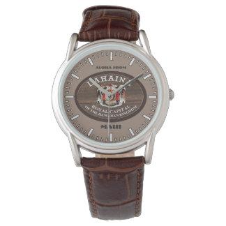 Lahaina, Royal Capital of the Hawaiian Kingdom Wrist Watches