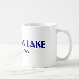 Lahanton Lake Nevada Coffee Mug