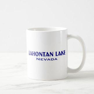 Lahanton Lake Nevada Mugs