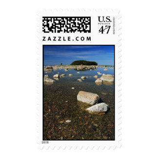 """""""Lahemaa seascape"""" postage stamp"""
