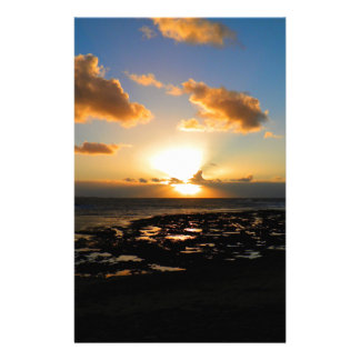 Lahinch, Ireland Sunset Stationery