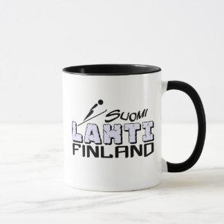 Lahti Finland mugs - choose style & color
