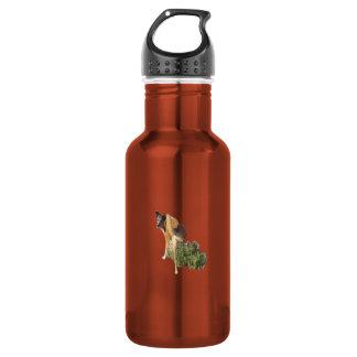 laid back dog 18oz water bottle