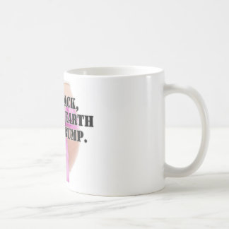Laid back down to earth with a bump - products mugs