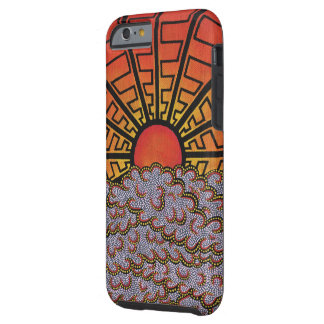 Laid down sun tough iPhone 6 case