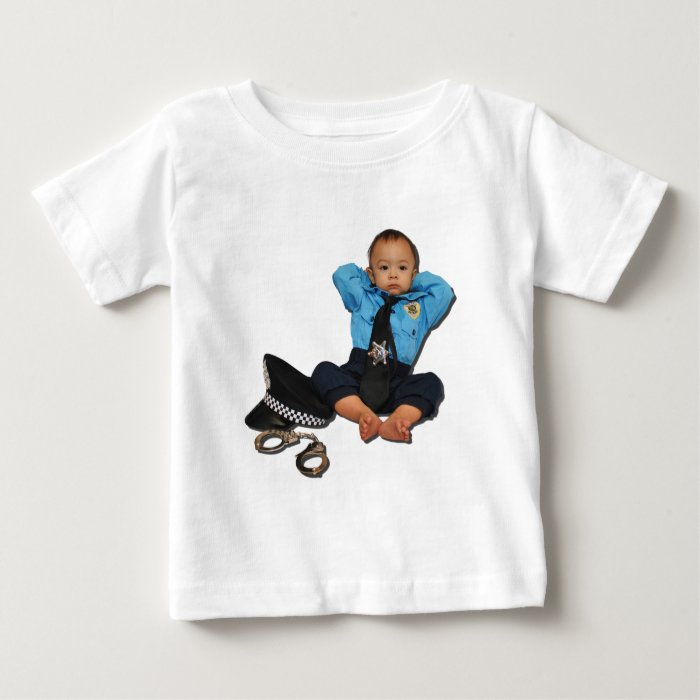 LaidBackPolice100111 Baby T-Shirt