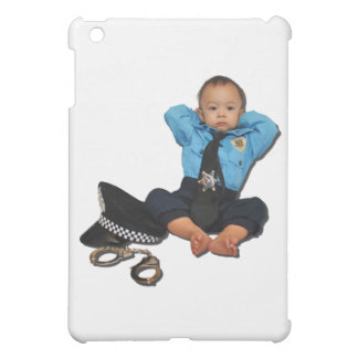 LaidBackPolice100111 iPad Mini Covers