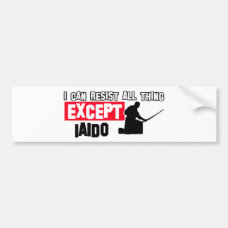 laido design car bumper sticker