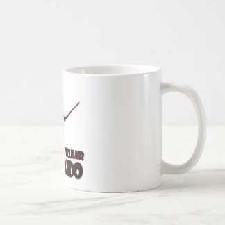 laido Designs Classic White Coffee Mug
