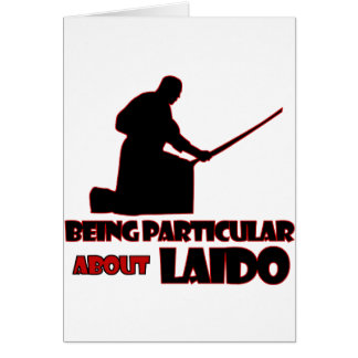 laido Designs Greeting Card