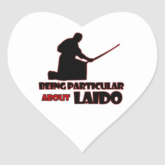 laido Designs Heart Sticker