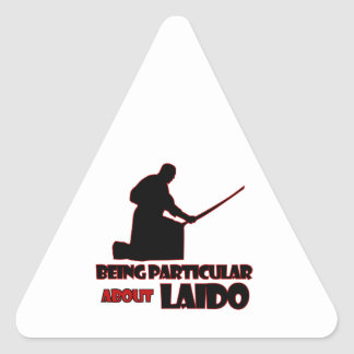 laido Designs Triangle Sticker