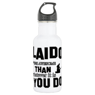Laido is awesome 18oz water bottle