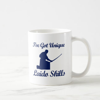 laido martial art designs classic white coffee mug