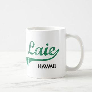Laie Hawaii City Classic Coffee Mug