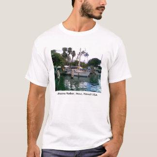 Laihaina Harbor, Maui, Hawai'i T-shirt