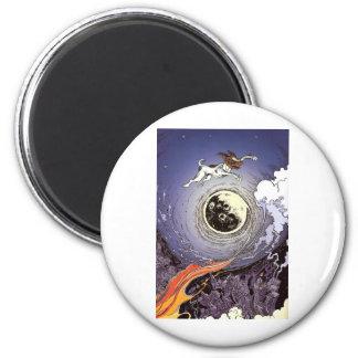 laika 2 inch round magnet