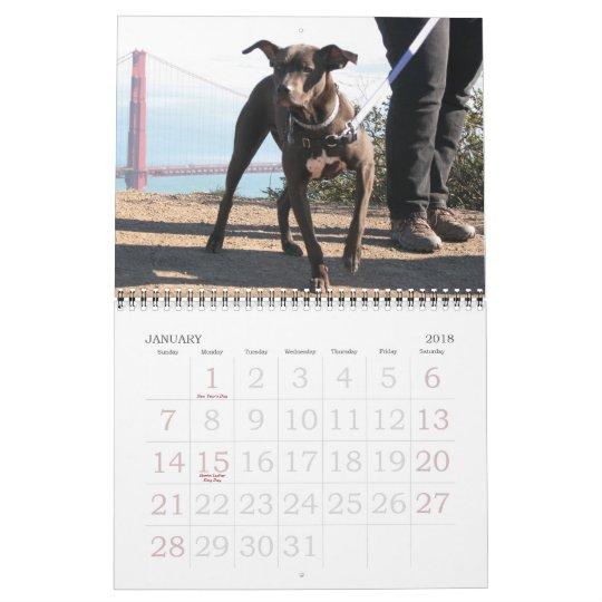 Laika-a-Month 2008 Calendar