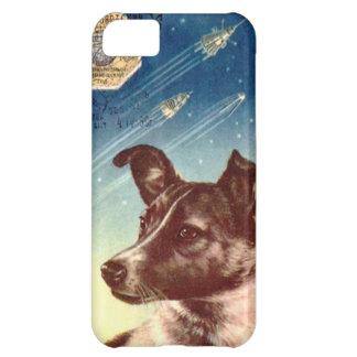 Laika el iphone ruso 5 del perro del espacio