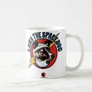 Laika - Space Dog Refreshment Cup: Mug