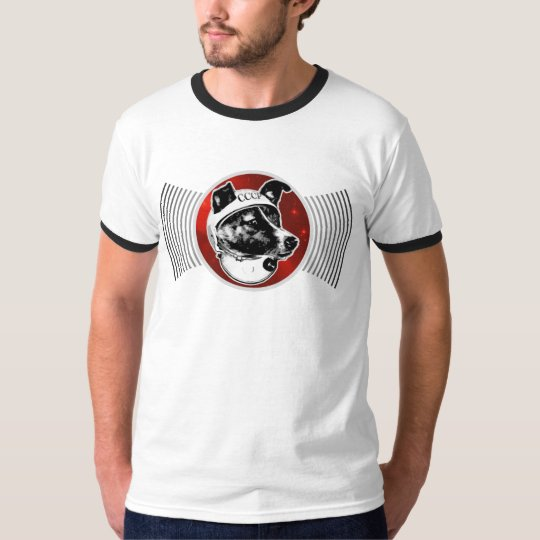Laika - Space Dog Transmissions: T-Shirt