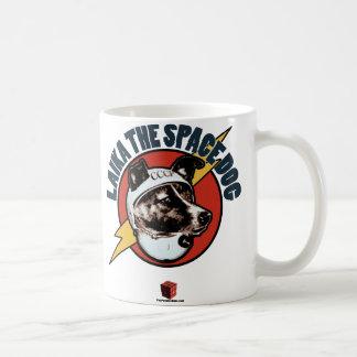 Laika - taza del refresco del perro del espacio: T