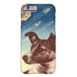 Laika The Russian Space Dog iPhone 6 case