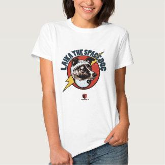 Laika The Space Dog: Ladies Top