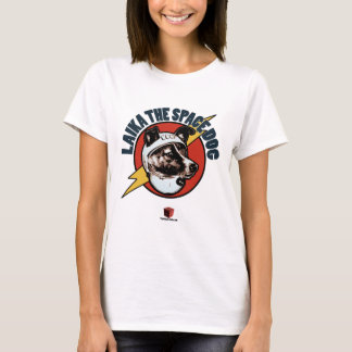Laika The Space Dog: Ladies Top