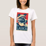 Laika The Space Dog - Laika: OHP Ladies Top