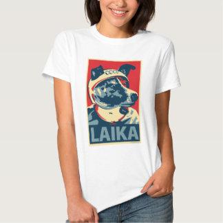 Laika The Space Dog - Laika: OHP Ladies Top Tee Shirts