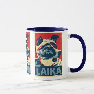 Laika The Space Dog - Laika: OHP Mug