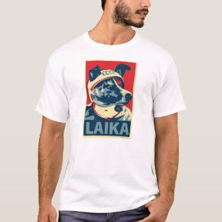 Laika The Space Dog - Laika: OHP T-Shirt