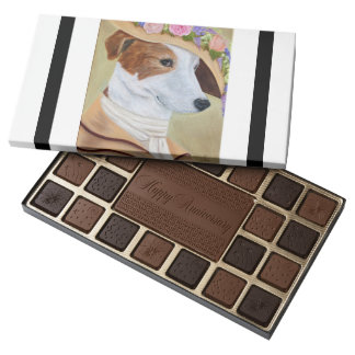 Laika the Victorian Pooch 45 Piece Box Of Chocolates