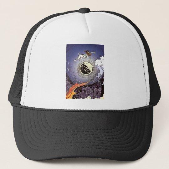 laika trucker hat