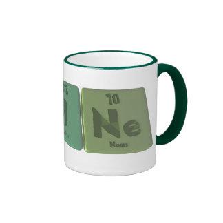 Laine  as Lanthanum Iodine Neon Ringer Mug