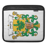 Laine Family Crest Sleeves For iPads