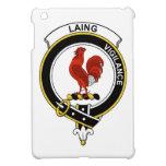 Laing Clan Badge iPad Mini Cover