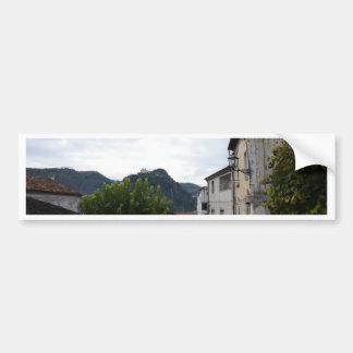 Laino Borgo Car Bumper Sticker