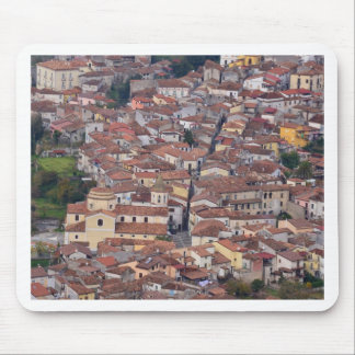 Laino Borgo From Above Mouse Pad