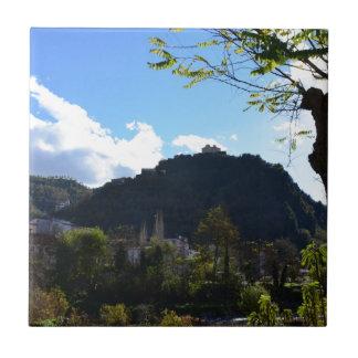 Laino Castello Azulejo Cuadrado Pequeño