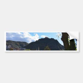 Laino Castello Car Bumper Sticker