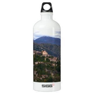 Laino Castello Calabria Aluminum Water Bottle