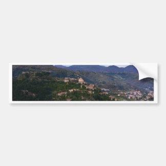 Laino Castello Calabria Car Bumper Sticker
