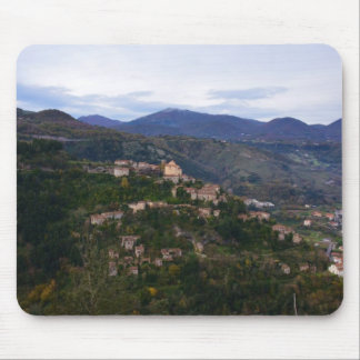 Laino Castello Calabria Mouse Pad