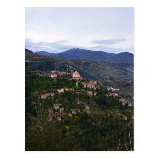 Laino Castello Calabria Tarjeta Postal