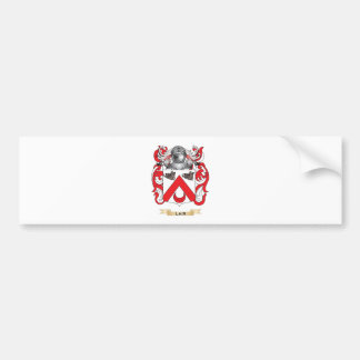 Lair Coat of Arms (Family Crest) Car Bumper Sticker