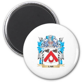 Lair Coat of Arms - Family Crest Refrigerator Magnet
