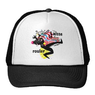 Laisse le bon temps rouler trucker hat